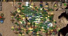 传奇超变里游戏超级狂暴怎么来的?