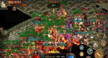1.95神龙终极中游戏达人谈战士职业的技能区别