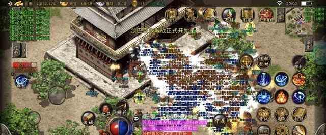 专访176【再战江湖】之传奇sf合击里夜幕ㄨ降临 传奇sf合击 第4张