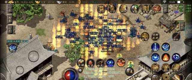 私服合击的资深战士玩家分享走位经验 私服合击 第1张