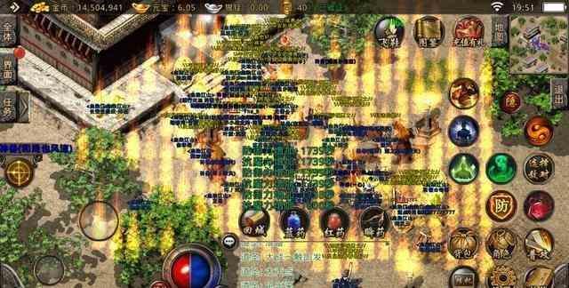 火龙传奇网站中战士的优势在哪 火龙传奇网站 第1张