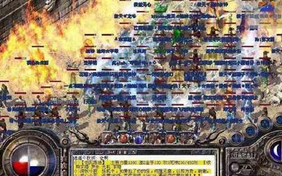 1.76复古传奇的终极一战玩法 1.76复古传奇 第1张