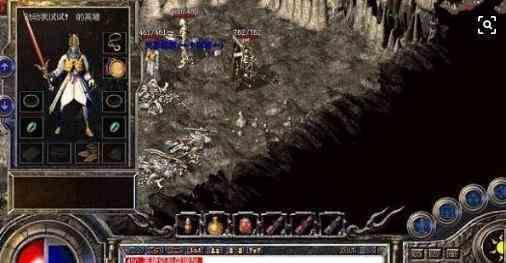 1.80战神复古版本中玩游戏要有一个好的心理素质 1.80战神复古版本 第2张