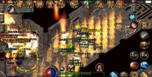火龙传奇手游里战士PK需要注意哪些 火龙传奇手游 第1张
